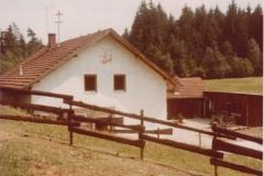 Gebäude am Kugelbach um 1973