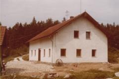 Schlafhaus vor Umbau