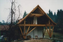Gruppenraum bau 1988