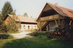 Gruppenraum bau fertig 1989