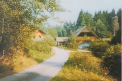 Postkarte Jugendhaus ca. 1989