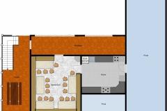 Speiseraum Erdgeschoss