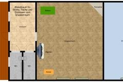 Gruppenraum Obergeschoss